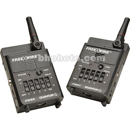 Quantum FreeXwire FW89 Digital Transmitter/Receiver Set 860505