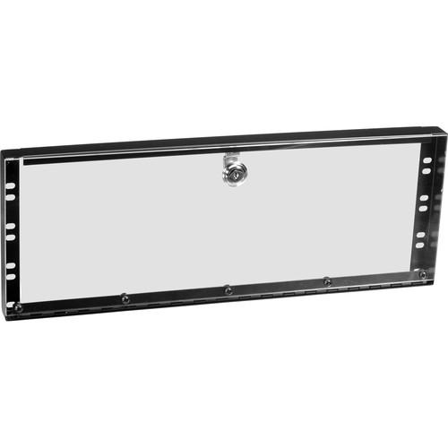 Raxxess  Locking Security Cover Plexiglas LSCP-4