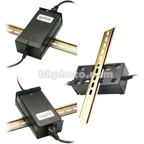 RDL DRA-35P - DIN Rail Adapter for RDL PS-24U2 Power DRA-35P
