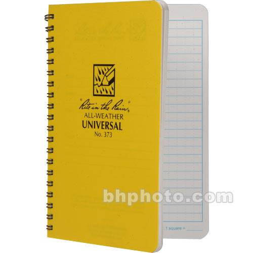 Rite in The Rain All Weather Spiral Notebook With Universal 373