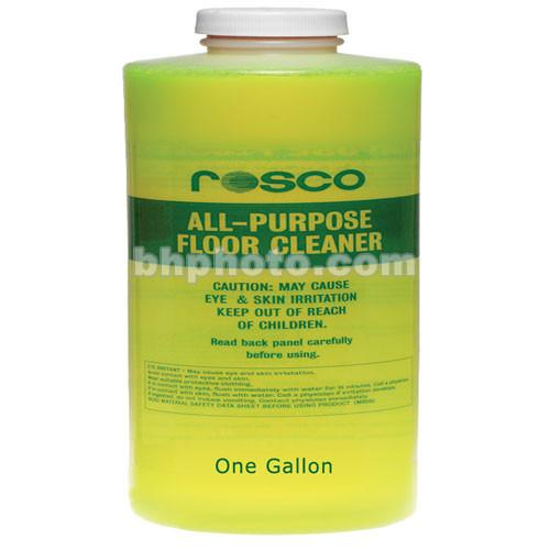 Rosco All Purpose Liquid Floor Cleanser - 1 Gallon 300091160128