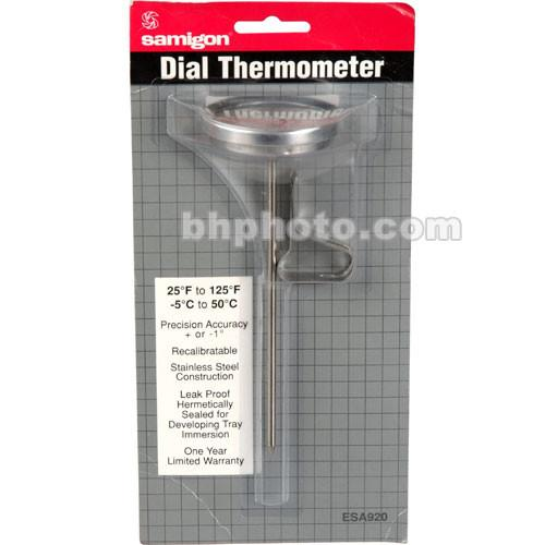Samigon Stainless Steel Dial Thermometer (1-3/4