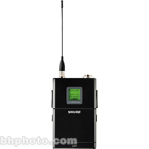 Shure  Body-Pack Transmitter UR1-J5