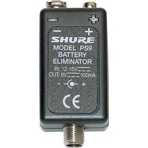Shure  PS9US Battery Eliminator PS9US