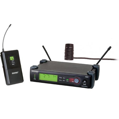Shure SLX Series Wireless Microphone System SLX14/84-G4