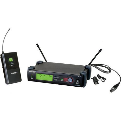 Shure SLX Series Wireless Microphone System SLX14/85-G4