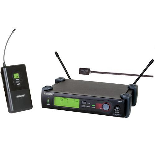 Shure SLX Series Wireless Microphone System SLX14/93-G4