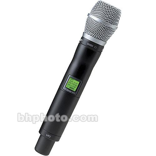 Shure UR2 Handheld Wireless Microphone Transmitter UR2/SM86-L3