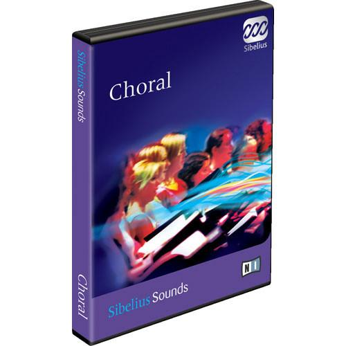 Sibelius Choral - Choral Sample Library for Sibelius 6 - CLCEF1