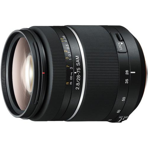 Sony 28-75mm f/2.8 Alpha A-Mount Standard Zoom Lens SAL2875