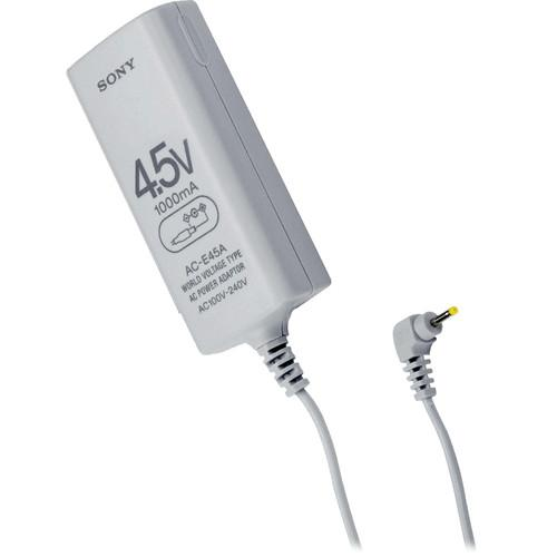 Sony  AC-E45A - Worldwide AC Power Adapter ACE45A