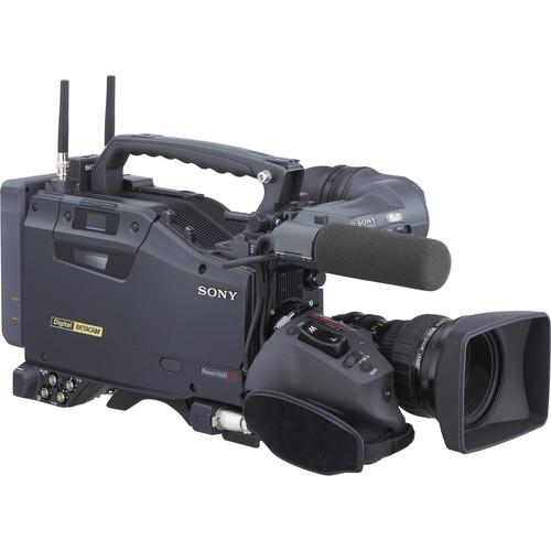 Sony DVW-970 2/3-Inch 3-CCD Digital Betacam Camcorder DVW970