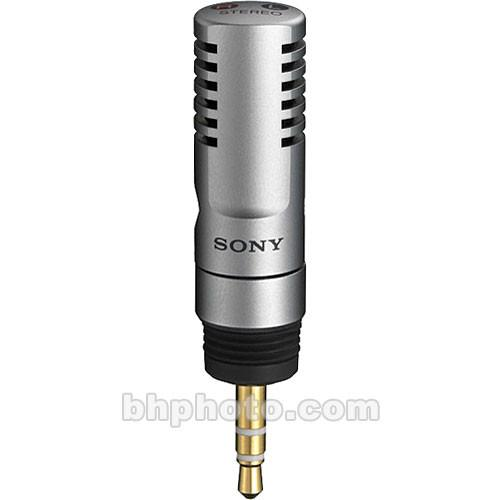 Sony ECM-DS30P - Compact Stereo Microphone ECMDS30P