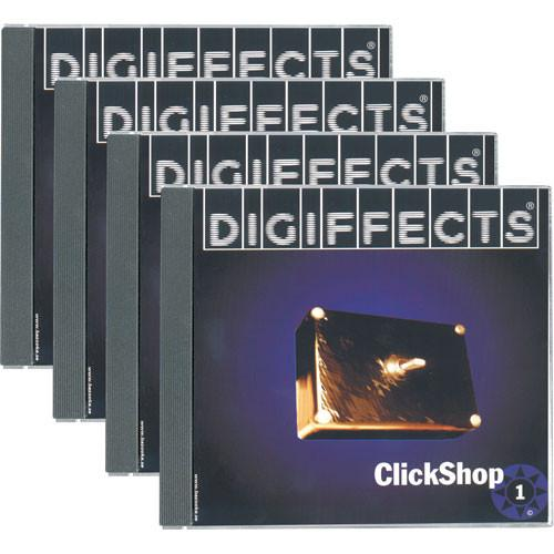 Sound Ideas Sample CD: ClickShop from Digiffect SS-DIGI-K-CLIK