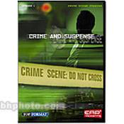Sound Ideas Sample CD: Crime and Suspense SS-CRIMES