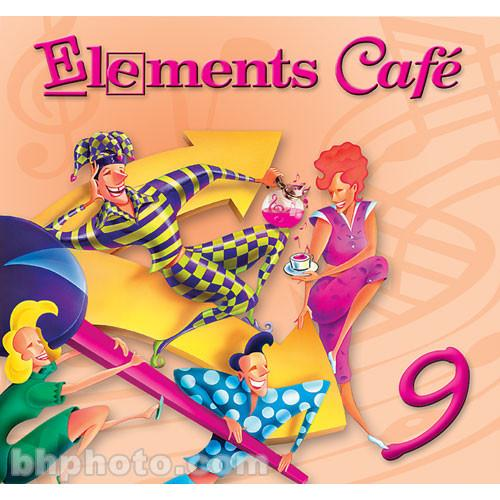 Sound Ideas Sample CD: Elements Cafe 9 - Imaging M-SI-EC-9