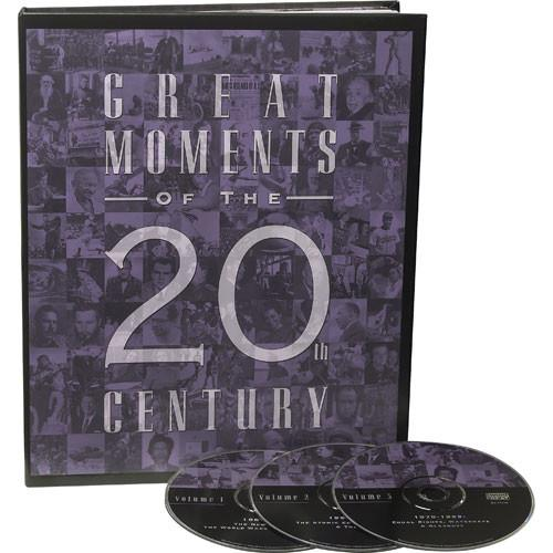 Sound Ideas Sample CD: Great Moments of the 20th SS-GRT-MOMENTS