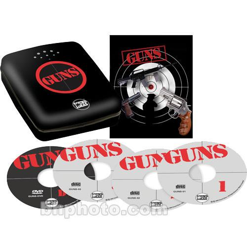 Sound Ideas  Sample CD: Guns SI-GUNS
