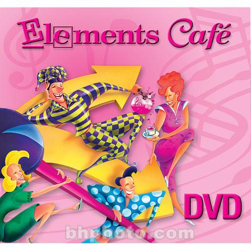 Sound Ideas Sample DVD: Elements Cafe DVD Combo M-SI-EC-DVD