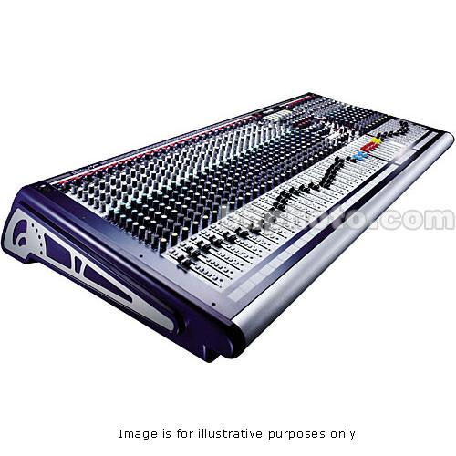 Soundcraft GB4 - Live Sound / Recording Console RW5690SM