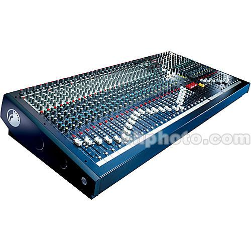 Soundcraft LX7 II - 32 Channel Recording Mixer RW5676