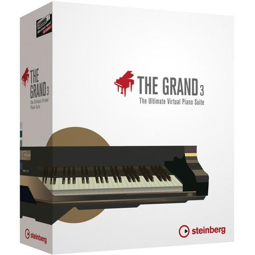 Steinberg The Grand 3 - The Ultimate Virtual Piano 502013743