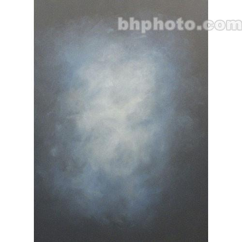 Studio Dynamics 8x10' Canvas Background LSM - Blue 810LBLBA