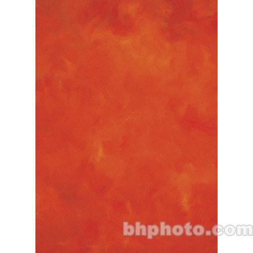 Studio Dynamics 8x10' Canvas Background LSM - Hot Chile 810LHOTC