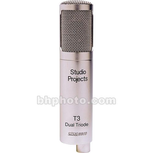 Studio Projects  T3 Tube Condenser Microphone T3