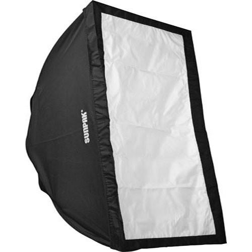 Sunpak Platinum Ultra Softbox for MP 150, 300 - 17x17