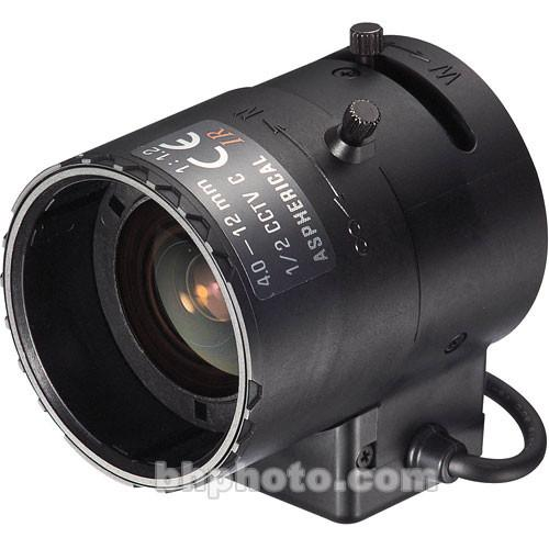 Tamron 12VG412ASIRS 4-12mm F/1.2 Infrared C-Mount 12VG412ASIR-SQ