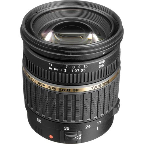 Tamron 17-50mm f/2.8 XR Di II LD Lens for Canon AF016C-700