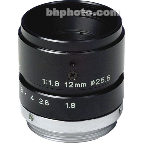Tamron 23FM12 2/3 12mm F/1.8 High Resolution C-Mount Lens 23FM12