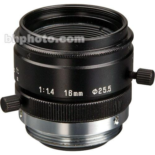 Tamron 23FM16L C-Mount 2/3 16mm F/1.4 High Resolution 23FM16L