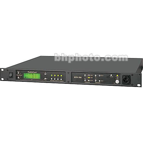 Telex BTR-700 - Single Channel Wireless Base F.01U.145.728