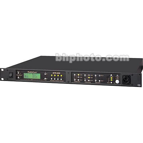 Telex BTR-800 2-Channel UHF Base Station F.01U.145.765
