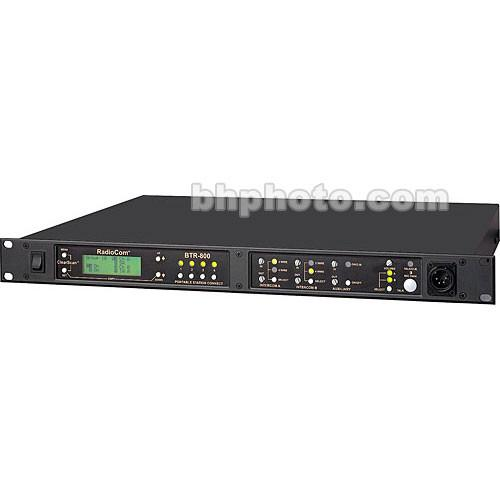 Telex BTR-800 2-Channel UHF Base Station F.01U.145.815