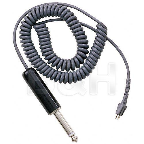 Telex CCT-2 - Coiled Telethin Cable with 1/4