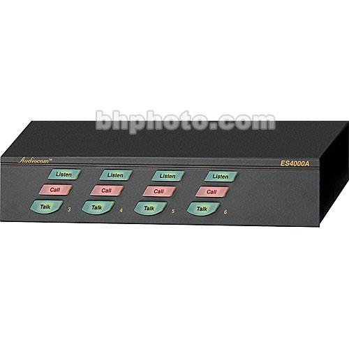 Telex ES-4000A - 4-Channel Wired Intercom F.01U.118.613