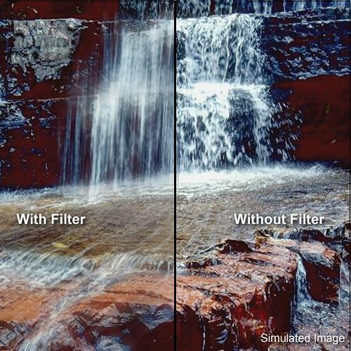 Tiffen 105mm Coarse Thread Neutral Density 1.0 Filter 105CND10