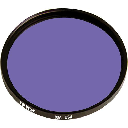 Tiffen  127mm 80A Color Conversion Filter 12780A