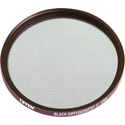 Tiffen 86mm Coarse Thread Black Diffusion/FX 4 Filter 86CBDFX4