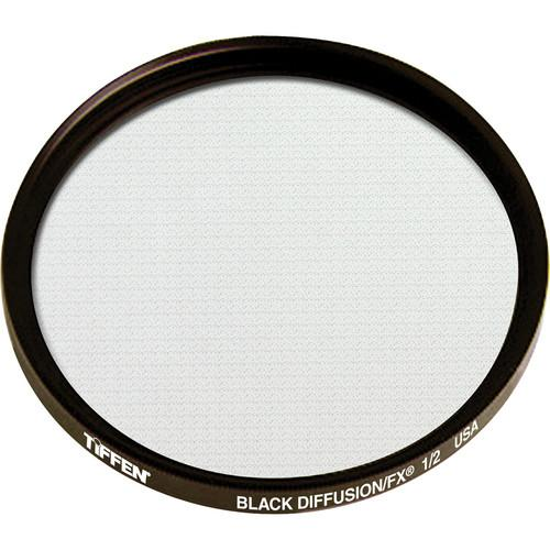 Tiffen Series 9 Black Diffusion/FX 1/2 Filter S9BDFX12