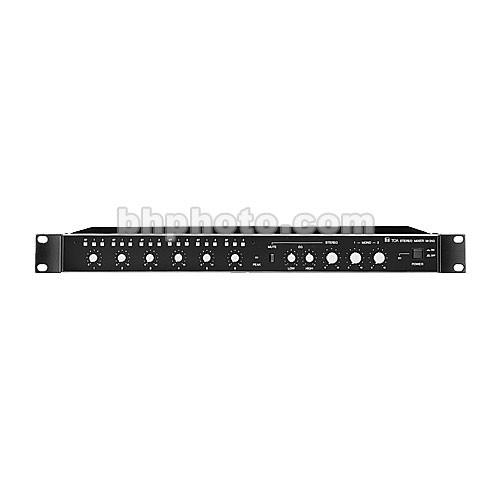 Toa Electronics M-243 - Rack-Mountable 6-Channel Stereo M-243 L