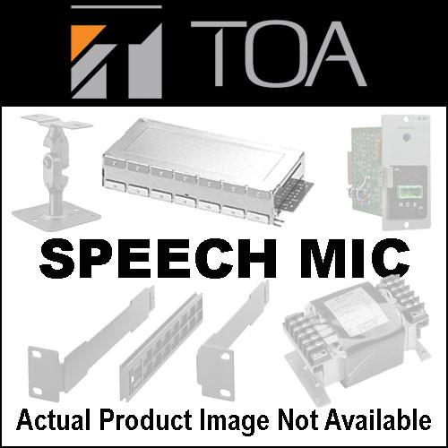 Toa Electronics WH-4000H Speech Head-Worn Microphone WH-4000H