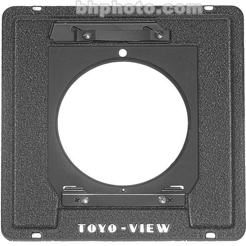 Toyo-View  Flat Lensboard Adapter 180-628