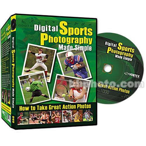 Vortex Media DVD: Digital Sports Photography Made Simple DSPMS