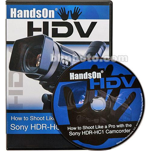 Vortex Media DVD: How To Shoot Like a Pro with Sony HC1DVD