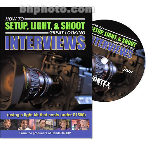 Vortex Media DVD Video: How to Setup, Light and Shoot ILDVD