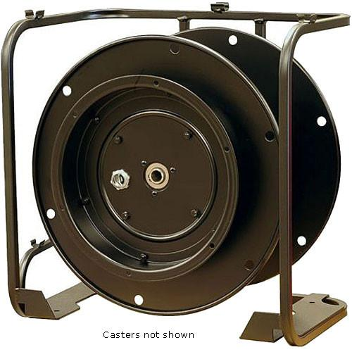 Whirlwind WD7C - Stackable Cable Reel w/ Connector Panel WD7C